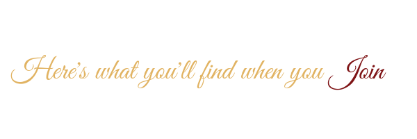 what you'll find
